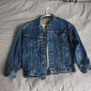 Vintage 1980s Denim Jacket